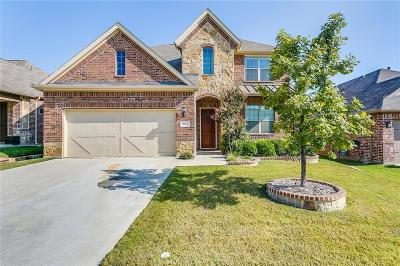 Fort Worth TX Single Family Home Active Option Contract: $295,000