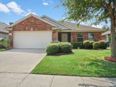 Aubrey Single Family Home For Sale: 1216 Morning Dove