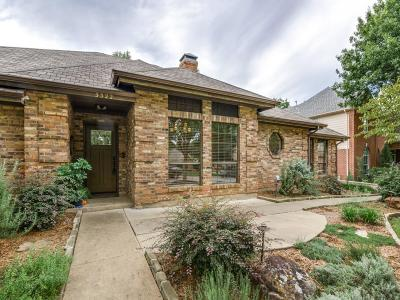 Grapevine Single Family Home For Sale: 3522 Quail Crest Street