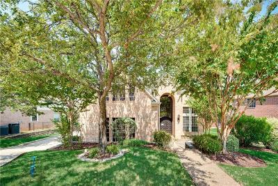 Highland Village Single Family Home For Sale: 3308 Castlewood Boulevard