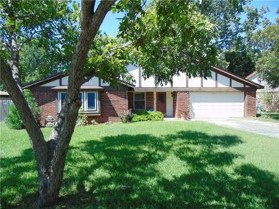 North Richland Hills Single Family Home For Sale: 5605 Mary Court