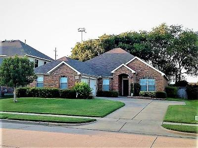 Allen Single Family Home For Sale: 1513 Autumnmist Drive