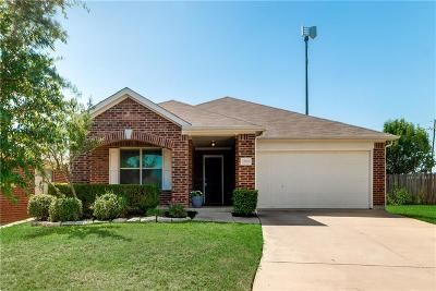 Fort Worth TX Single Family Home Active Option Contract: $172,950