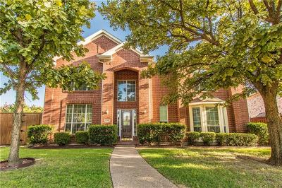 Frisco Single Family Home For Sale: 9789 Legend Trail