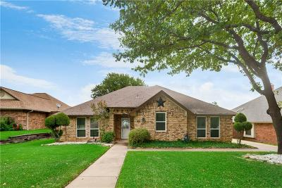North Richland Hills Single Family Home For Sale: 7508 Kingswood Court
