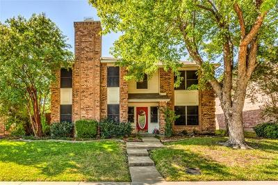 Lewisville Single Family Home For Sale: 980 Little Den Drive