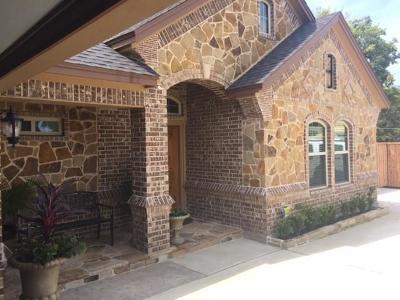Sansom Park Single Family Home For Sale: 5421 Terrace Trail