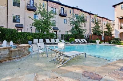 Dallas Townhouse For Sale: 3823 Haskell Drive