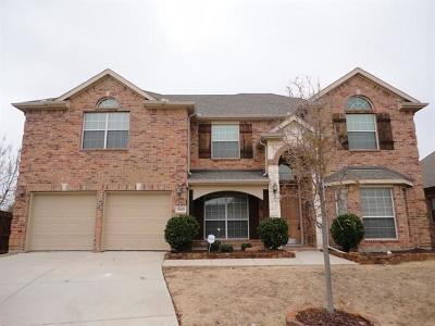 Little Elm Residential Lease For Lease: 2601 Timberhollow Drive