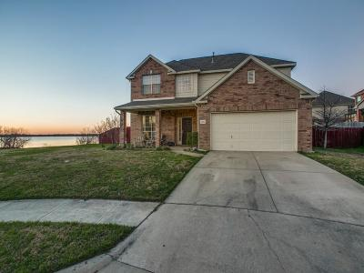 Little Elm Single Family Home For Sale: 2636 Wagon Trail Drive
