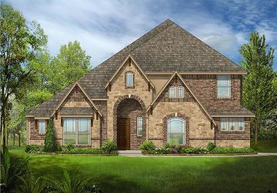 Midlothian Single Family Home For Sale: 205 Iris Drive