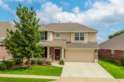 Fort Worth Single Family Home For Sale: 15612 Landing Creek Lane