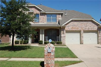 Fort Worth Single Family Home For Sale: 4101 Dellman Drive