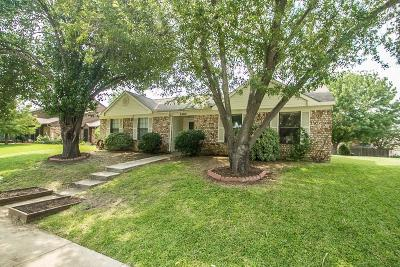 Lewisville Single Family Home Active Option Contract: 2404 Forestmeadow Drive
