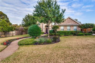 Southlake Single Family Home Active Kick Out: 1005 Siena Drive
