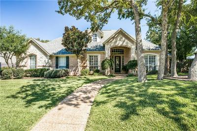 Keller Single Family Home For Sale: 1609 Wingate Court