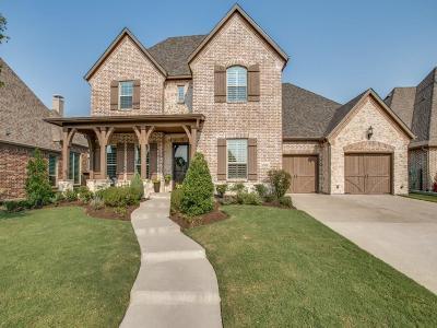 Frisco Single Family Home For Sale: 7422 Rose Garden Boulevard