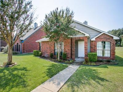 Mckinney Single Family Home Active Option Contract: 502 High Crest