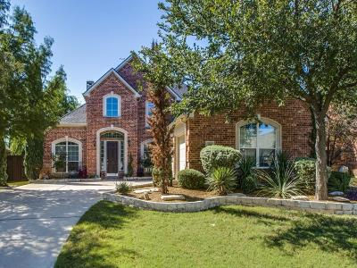 Highland Village Single Family Home For Sale: 2816 Butterfield Stage Road