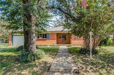 Fort Worth Single Family Home For Sale: 700 Edgefield Road
