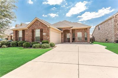 McKinney Single Family Home Active Option Contract: 10433 Flat Creek Trail