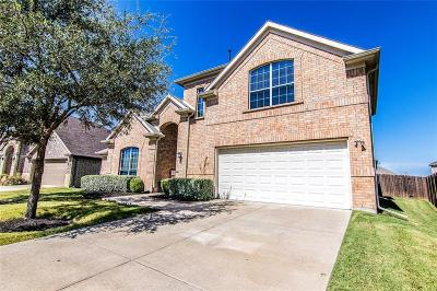 Little Elm Single Family Home For Sale: 2405 Lakebend Drive