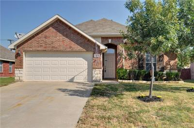 Euless Single Family Home Active Option Contract: 1214 Kynette Drive