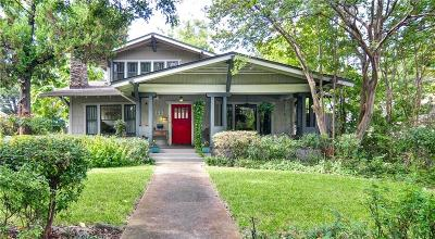 Dallas Single Family Home For Sale: 723 Parkmont Street