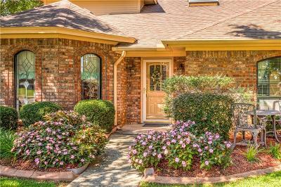 Keller Single Family Home For Sale: 1003 Mesquite