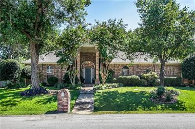 Lewisville Single Family Home Active Option Contract: 1120 Babbling Brook Drive