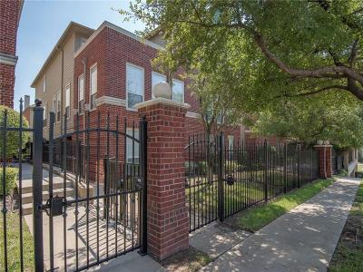 Townhouse For Sale: 1013 W Bluff Street