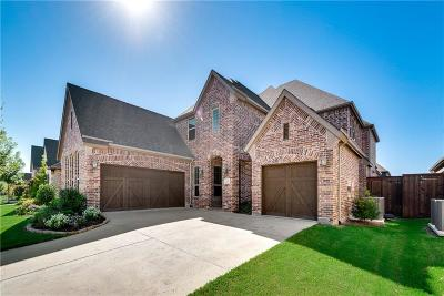 Allen Single Family Home Active Option Contract: 2011 Exall Street