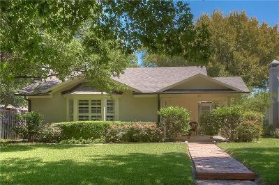 Monticello Add Single Family Home For Sale: 411 Monticello Drive