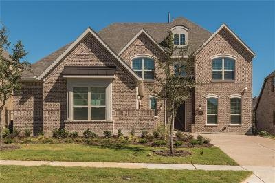 Frisco Single Family Home For Sale: 3550 Harvest Glenn Drive