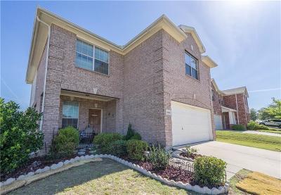 Mckinney Single Family Home For Sale: 5300 Alpine Meadows Drive