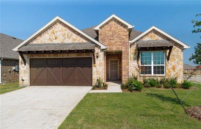 Lewisville Single Family Home For Sale: 198 Mission Hill