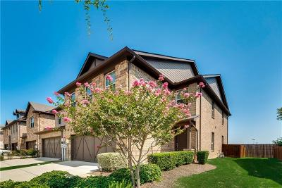 Lewisville Townhouse For Sale: 2348 Aspermont Way