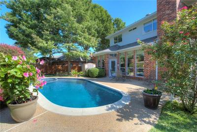 Rockwall Single Family Home Active Option Contract: 324 Harbor Landing Drive