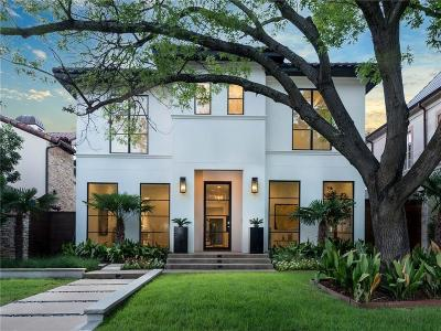 Highland Park Single Family Home For Sale: 3514 Lindenwood Avenue