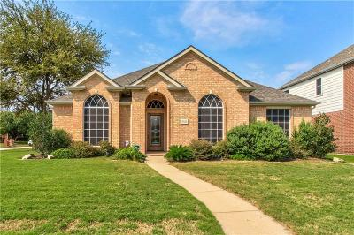 Plano TX Single Family Home Active Option Contract: $324,999