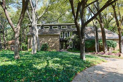 Keller Single Family Home For Sale: 1409 Johnson Road
