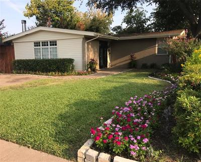 Single Family Home For Sale: 3009 Merrell Road