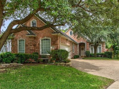 Frisco Single Family Home Active Option Contract: 8 Fairway Drive