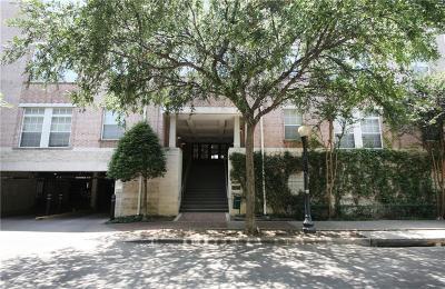 Dallas Condo For Sale: 2305 Worthington Street #121