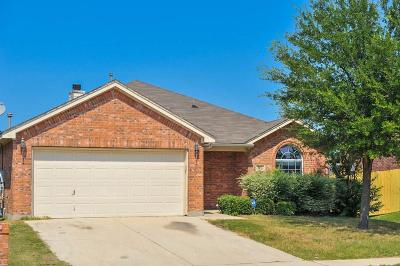 Fort Worth TX Single Family Home For Sale: $162,500