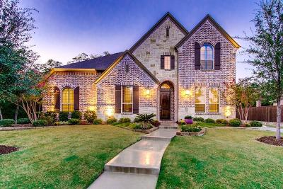 Allen Single Family Home For Sale: 912 Clear Water Drive