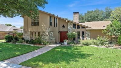 Woodhaven Single Family Home For Sale: 3305 Carriage Lane