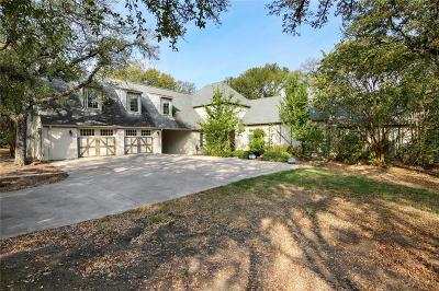 Ennis Single Family Home Active Kick Out: 275 Novy Road