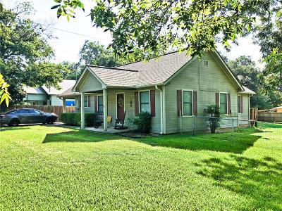 Stephenville Single Family Home Active Contingent: 986 W Long Street