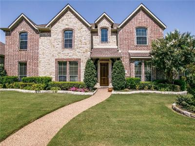 Allen Single Family Home For Sale: 1124 Bridgeway Lane